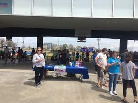 Baseball event, Vroom outreach