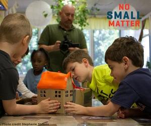 No Small Matter launch 2