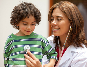 Health care is critical for children