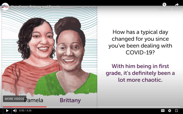 CCAoA StoryCorp