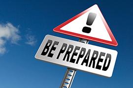 be prepared-1