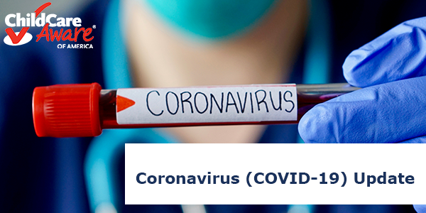 coronavirus newsletter hero banner