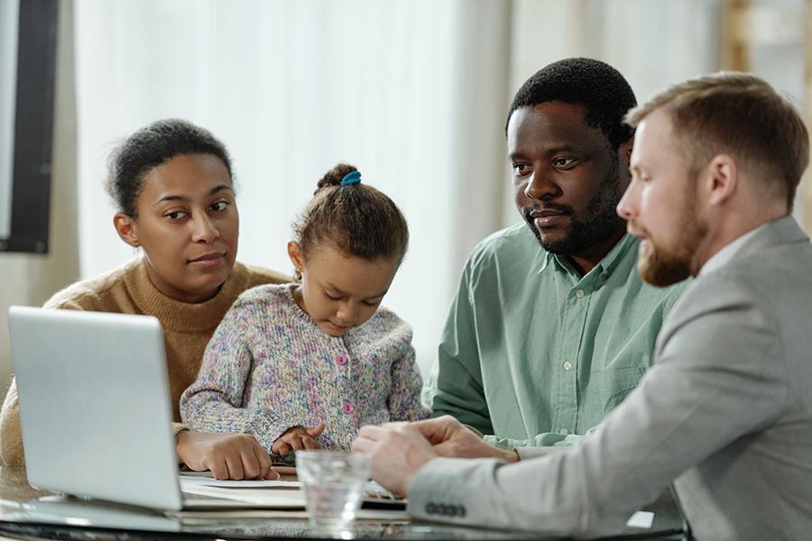 family and census advisor