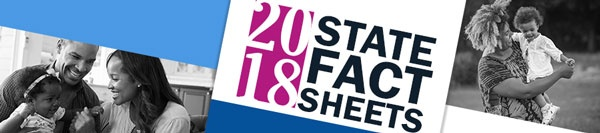 Download the 2018 State Fact Sheets