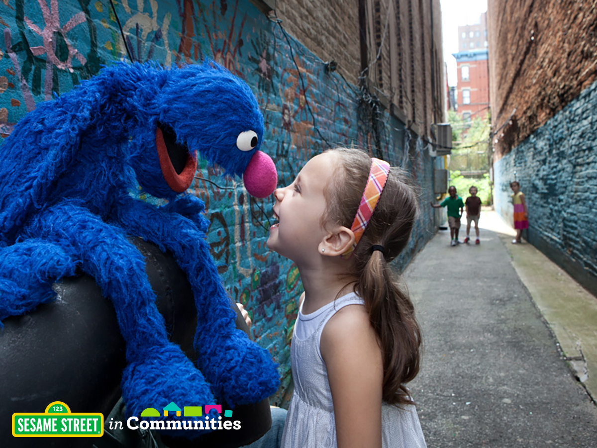 CCAoA Member Exclusive: Trauma Informed Resources from Sesame Street in Communities!