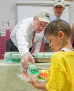 New Survey Shows Wide Support for School Meal and Dietary Guidelines