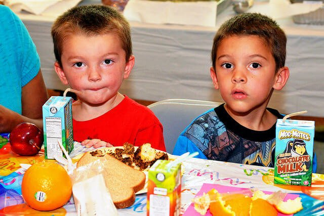 Summer Meals Act of 2015