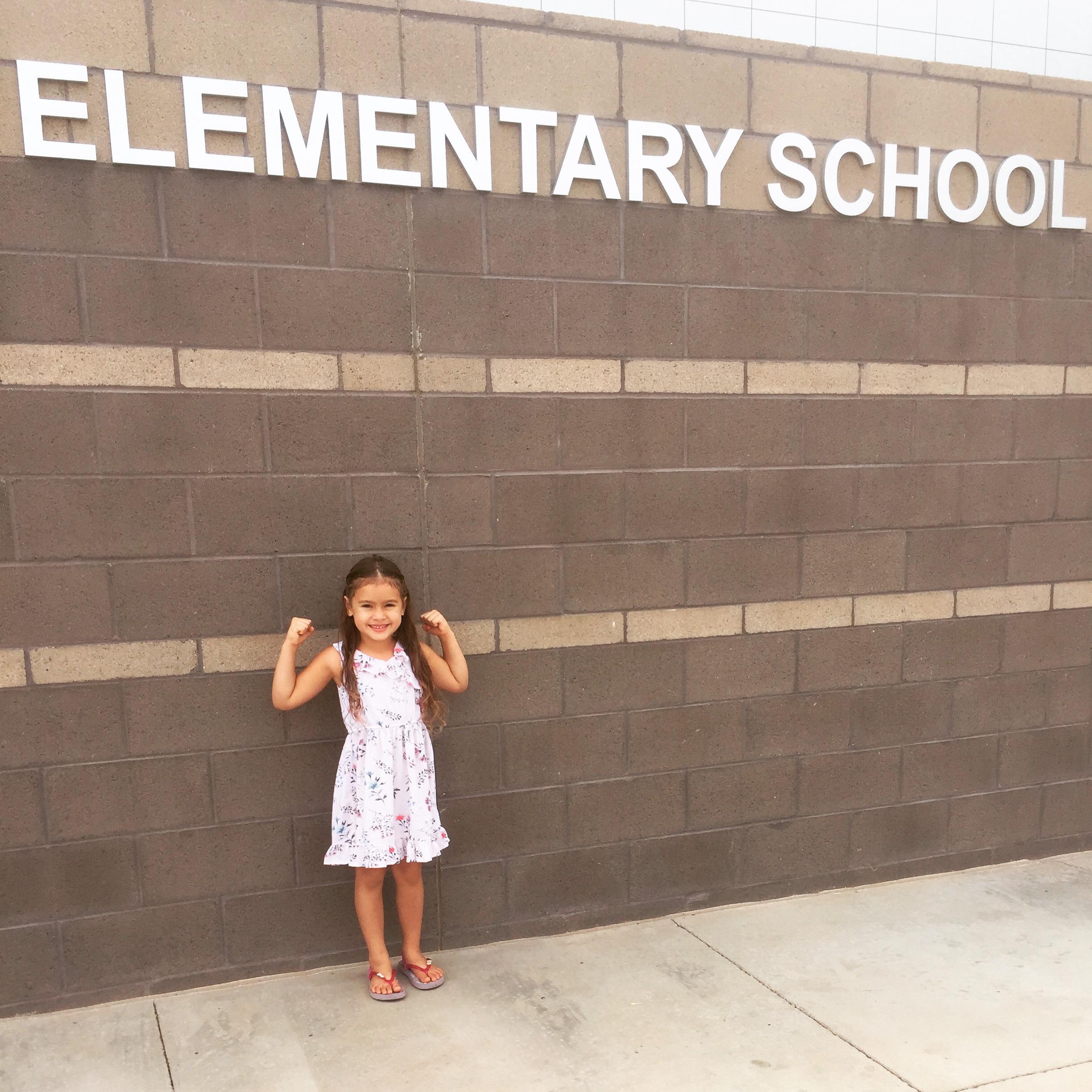 The Next Chapter: Knocking on the Door to Kindergarten