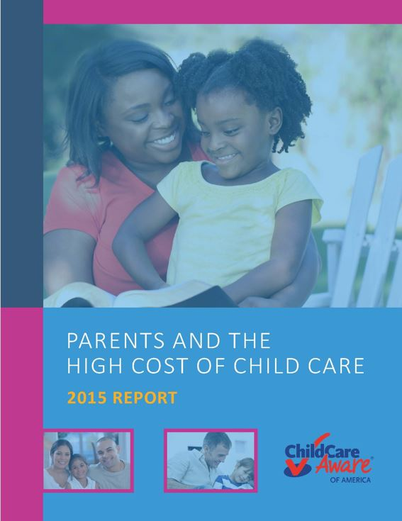 Announcing the 2015 Cost of Child Care Report