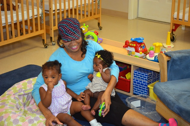 July 2015 Child Care Provider of the Month – Kristy Whitley and Mt. Moriah Child Development Center