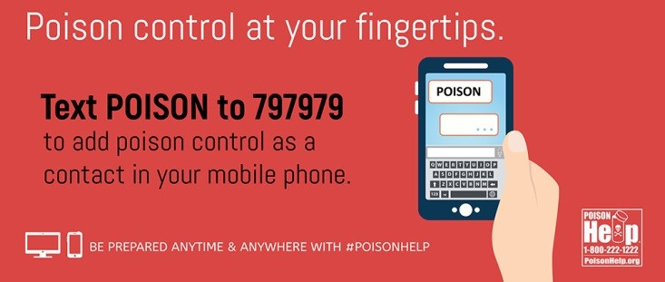 National Poison Prevention Week: Not About Removing Everything that Could Be Toxic