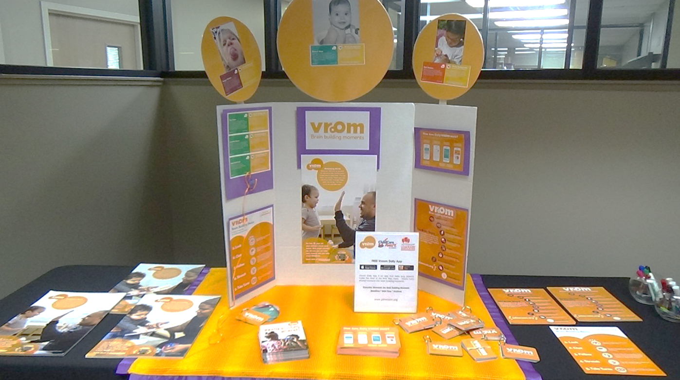 Vroom Resources Promote Healthy Brain Development