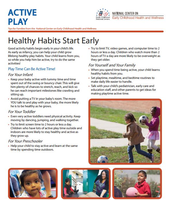 Health Resource Spotlight: New Translations of Health Tips for Families
