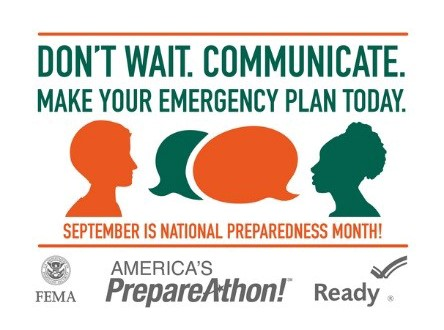 Are You Prepared? Getting Ready for Emergency Preparedness Month