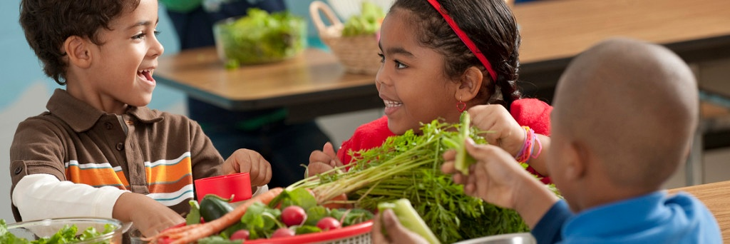 Child Nutrition Reauthorization In Reach