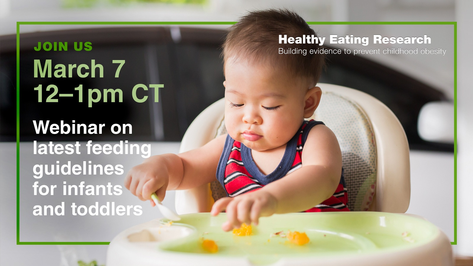 Feeding Guidelines for Infants and Young Toddlers: A Responsive Parenting Approach