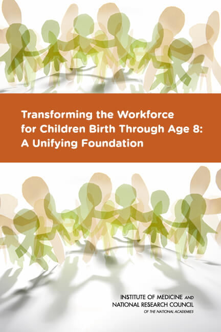 New Report Could Be a Game Changer for the Child Care Workforce