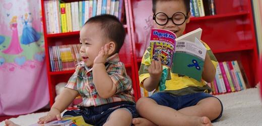 Criando a un Niño a Quien Le Gusta Leer