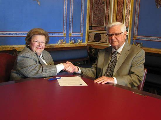 Mikulski and Rogers Unveil Omnibus Spending Bill for FY2014