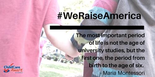 We Raise America