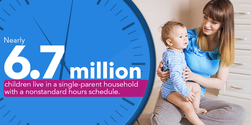 It's About Time! What You Can Do About Nonstandard Hours Child Care Challenges