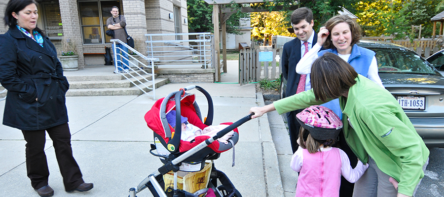 Partnering with FamiliesforChild Care Emergency Preparedness