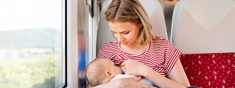 Supporting Breastfeeding Infants During an Emergency