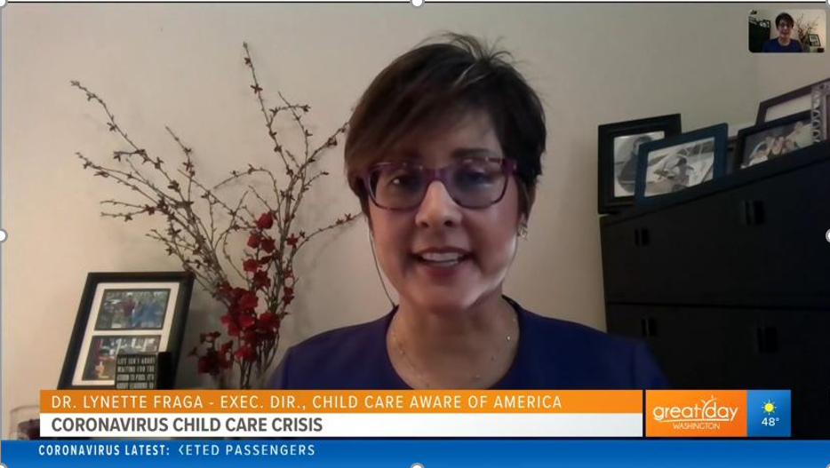 The child care crisis for essential employees