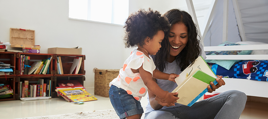 Supporting Early Literacy Through Innovative Partnerships & Resources