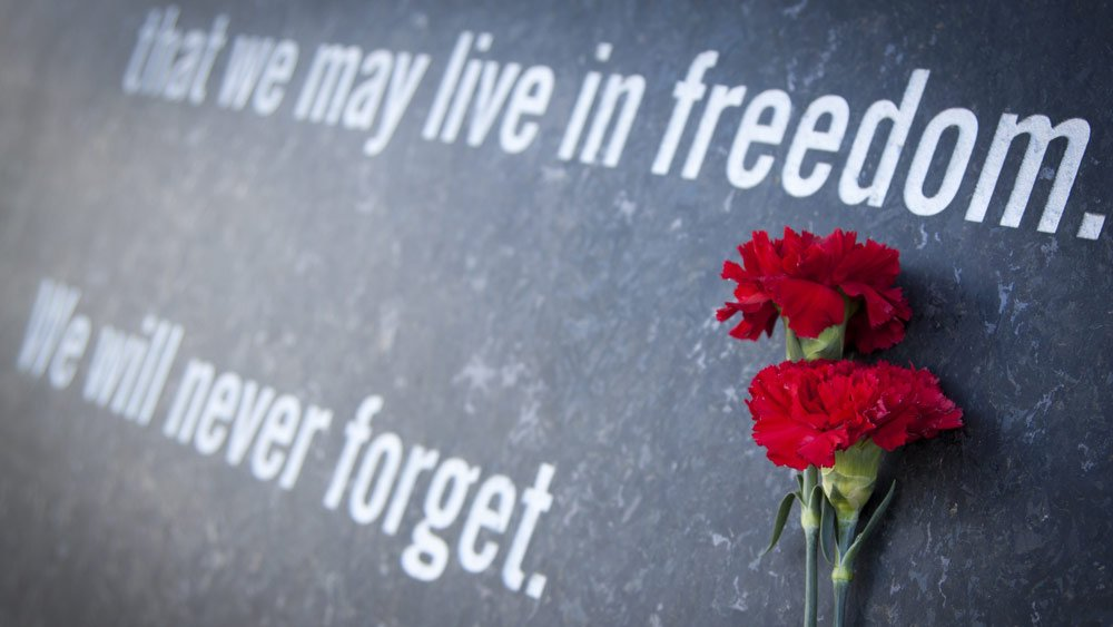 Remembrance and Gratitude on September11