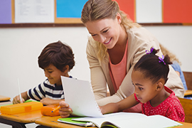 CCAoA Partners with CARE USA to Support Child Care Providers