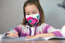 CCAoA Supports Mask Wearing in Child Care Settings to Protect Children and Adults